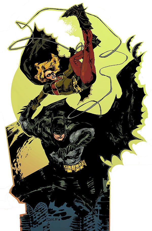 Batman and Robin by mysteryming