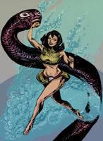 Aquagirl by mysteryming