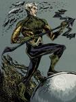 Aquaman, Redesigned.