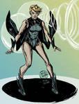 Jemma Salume's Black Canary