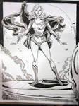 HeroesCon 2011 - 70s Supergirl
