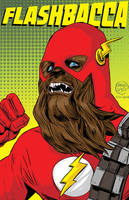 FLASHBACCA by mysteryming