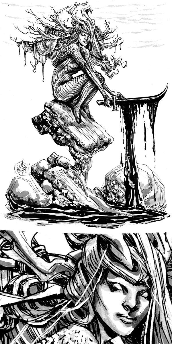 Weir-wode by mysteryming