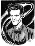 Boston Comic Con pre-commission, Doctor Who by mysteryming