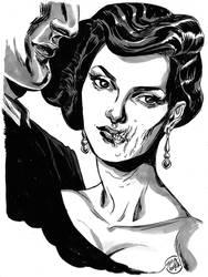 Boston Comic Con pre-commission, Zombie Lady