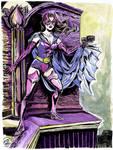 HeroesCon '12 pre-commission: Huntress