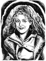 HeroesCon '12 pre-commission: River Song by mysteryming