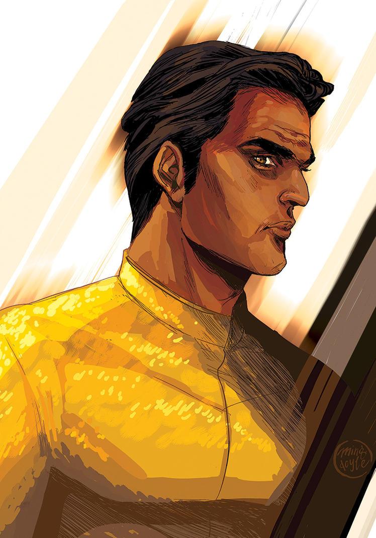 Khan. Noonien. Singh. by mysteryming