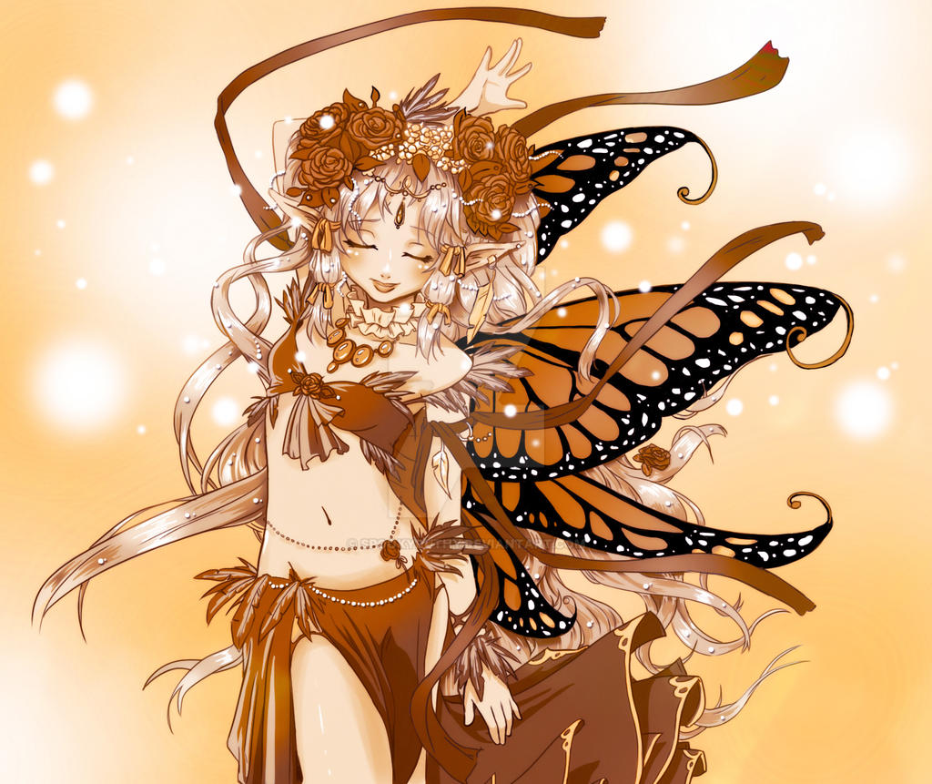 Fairy Love by SpookyRuthy