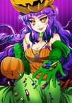 All Hallows Lady by SpookyRuthy
