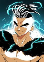 Super Saiyan Spanish God