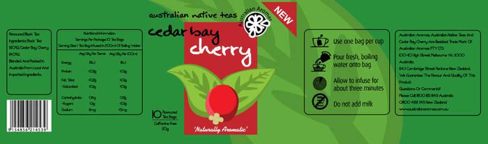 Australian Native Teas- Ceder