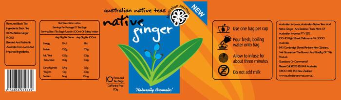 Australian Native Teas- Native