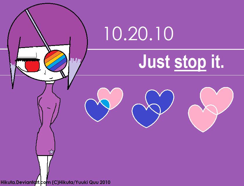 Its a Purple day by Hikuta