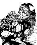 Mary Jane Venom by RodomiroPantoja