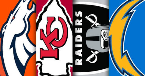 NFL Teams by Ronthereddragon