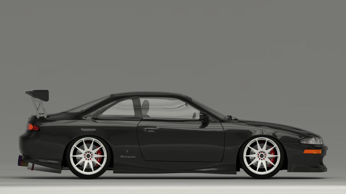 Silvia's K 1994! by RendersHD