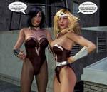 Black Venus and AntiWoman