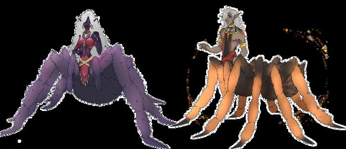 Tarangoren Arachne (Driders)