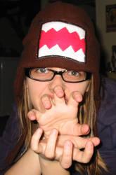Domo hat by emisu