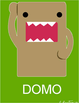 DOMO. by lady0Fsorrows