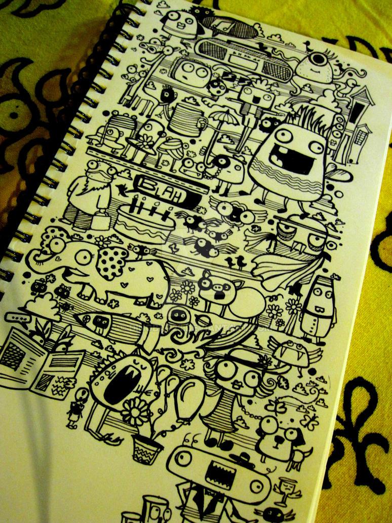 Doodle-1 by dingbat23