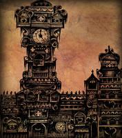 The Old Curiosity Shop by dingbat23