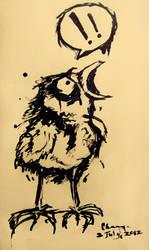 bird blot by dingbat23