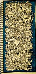 Doodle-9 by dingbat23