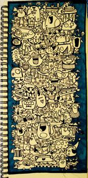 Doodle-9