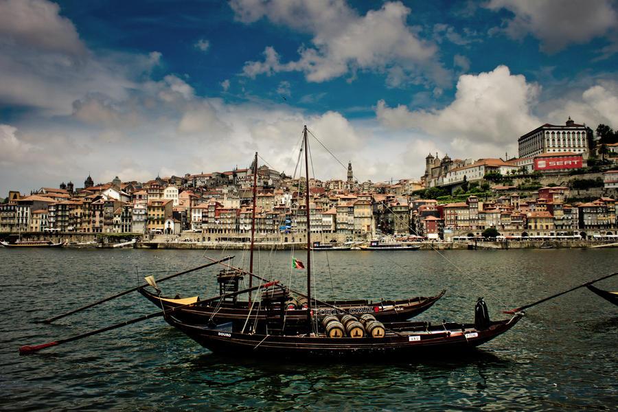 Porto by thomasdelonge