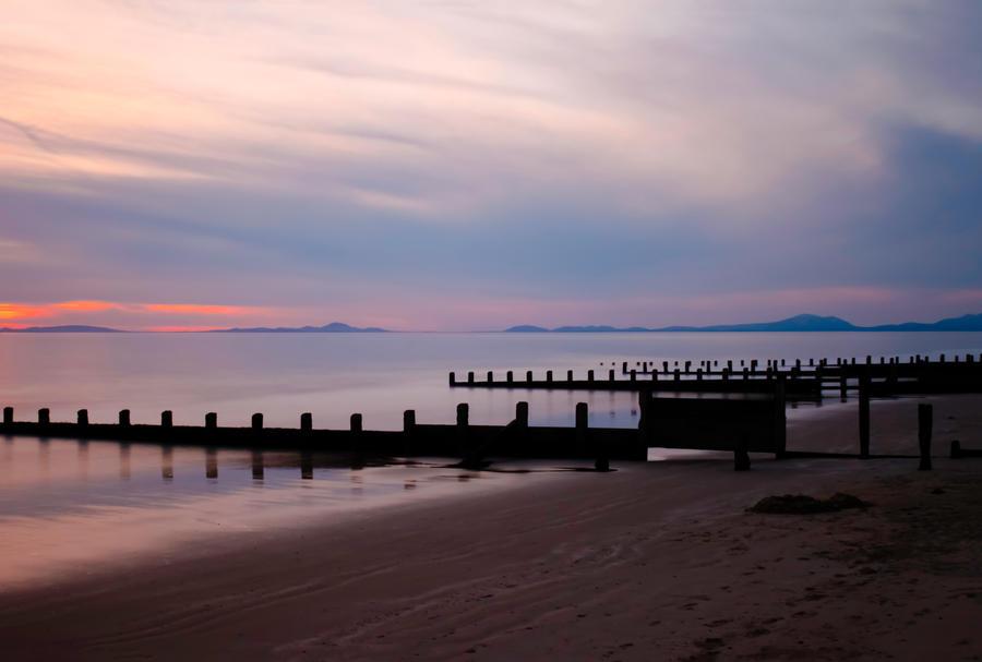 Beaches of Wales II by thomasdelonge