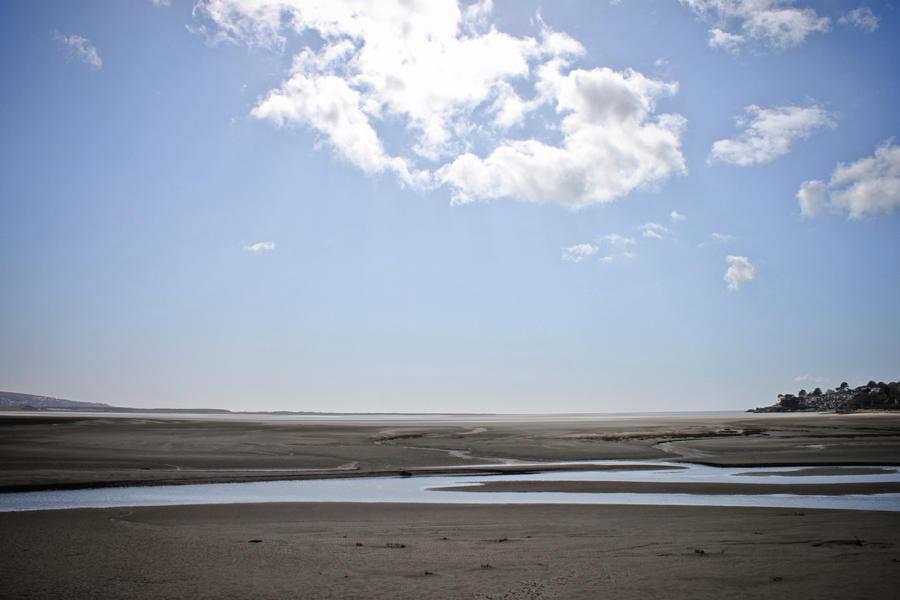 Beaches of Wales III by thomasdelonge
