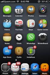 Touchit HD iPhone 4S Screenshot