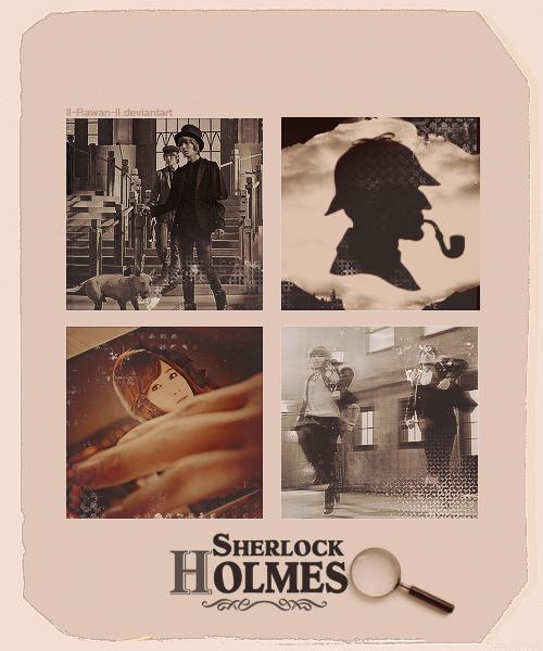 SHINee - Sherlock by ll-Rawan-ll