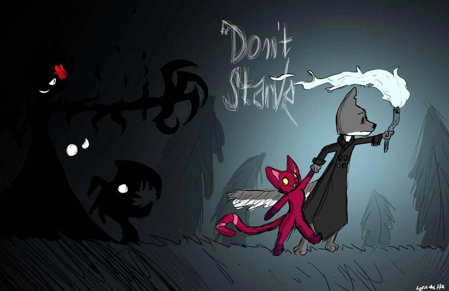 Don T Starve Together By Purplemagechan Deviantart – Fondos de Pantalla