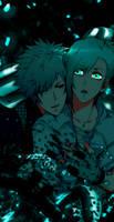 Uta no Prince-sama - Ranmaru and Ai. by FavoriteRX