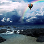 A Splash of Color by Emerald-Depths
