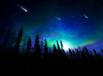 Aurora II by Emerald-Depths