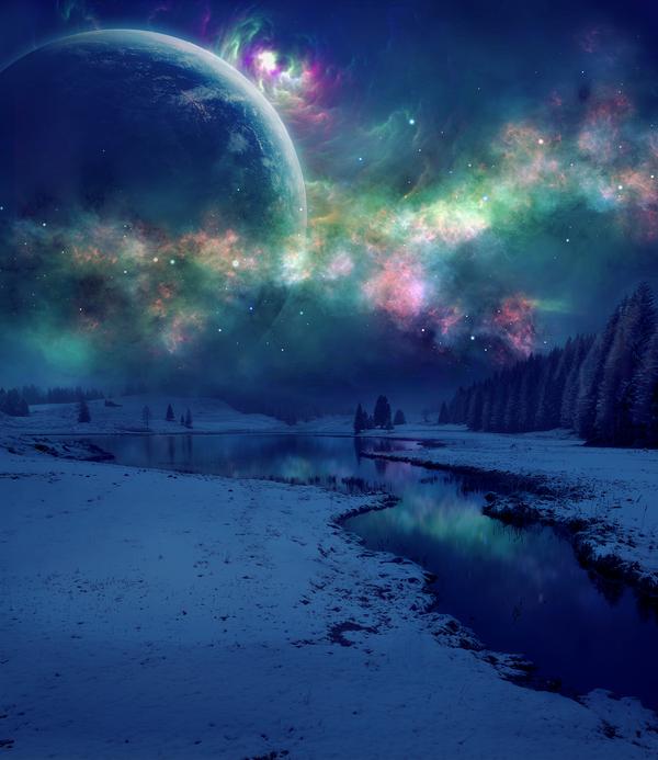 Star Portal by Emerald-Depths