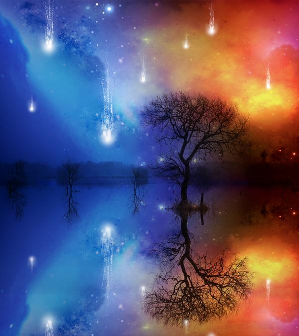 Starfall by Emerald-Depths