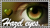 Hazel Eyes stamp by Emerald-Depths