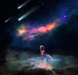 Make a Wish by Emerald-Depths