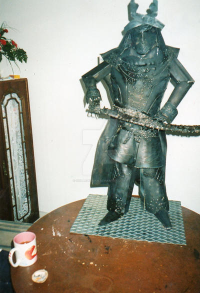 Samurai by GuilleGuzman