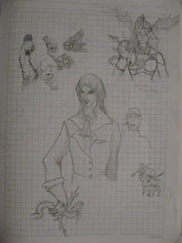 Devil Summoner Castlevania