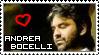 Stamp - Andrea Bocelli by Retzuko