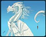 MoleSkine Dragon