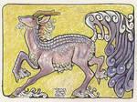Kirin art card