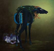 A Mother's Wrath by sighthoundlady