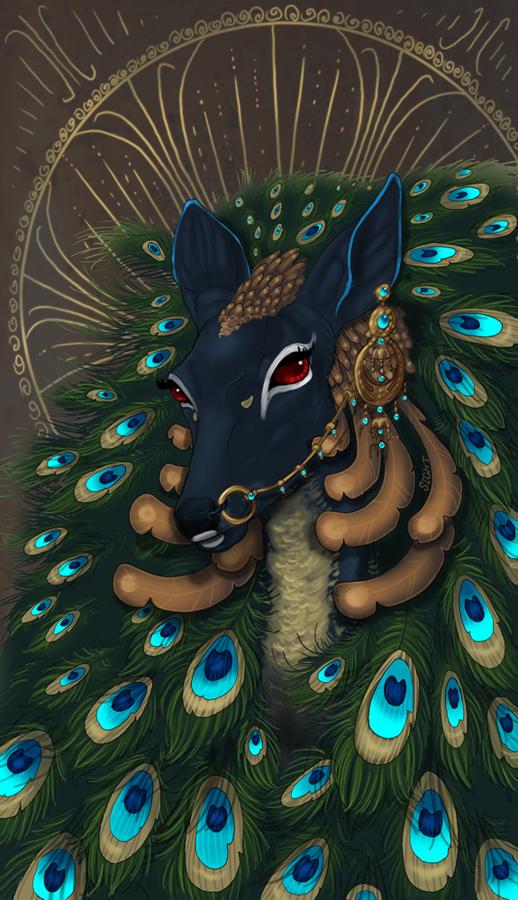 Herla: The Empress by sighthoundlady